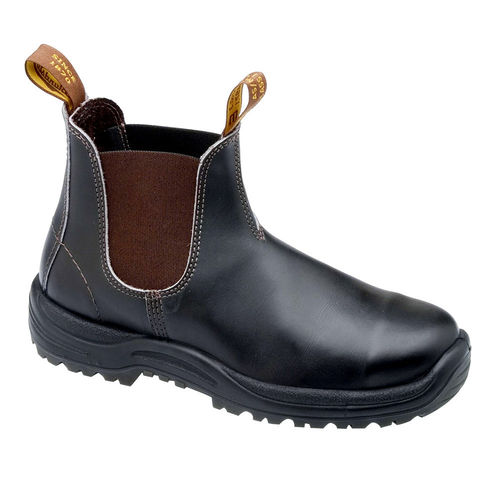172 BLUNDSTONE E/S SAFETY VAMP BOOT,
