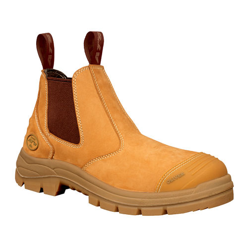 OLIVER WHEAT ELASTIC SIDED BOOT