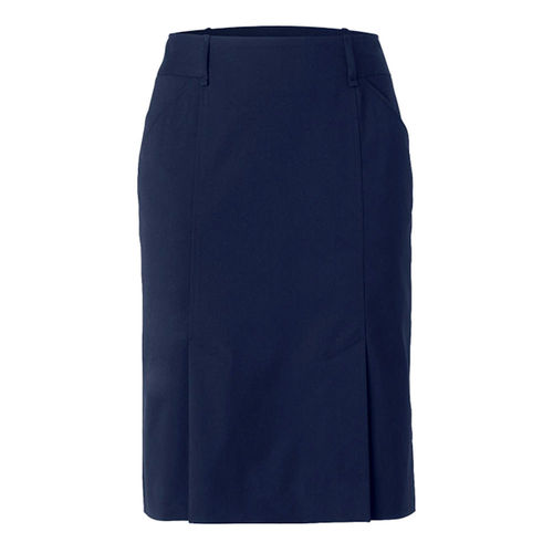 NNT PLEAT STRAIGHT SKIRT