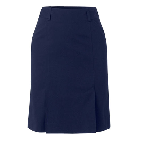 NNT BOX PLEAT UTILITY SKIRT