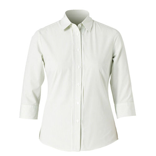 NNT 3/4 SLEEVE TUCK SHIRT