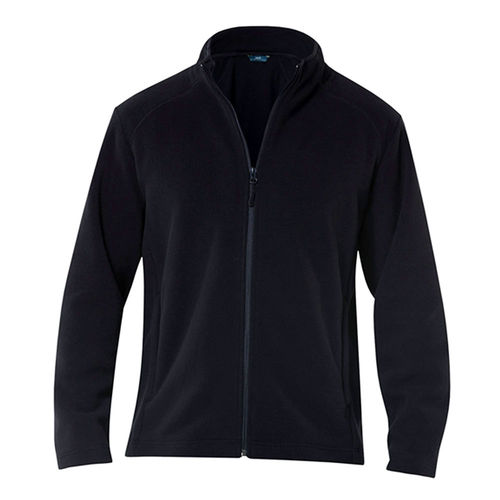 NNT NAVY POLAR FLEECE JACKET