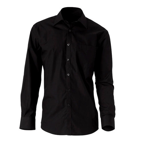 NNT LONG SLEEVE CUTAWAY COLLAR SHIRT
