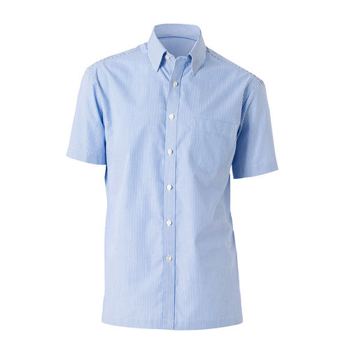 NNT SHORT SLEEVE BUTTON DOWN COLLAR SHIRT