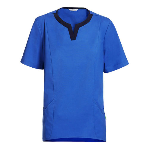 NNT FLEMING WOM. ROUND NECK SCRUB TOP,