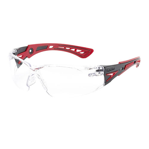 BOLLE RUSH+ PLATINUM SAFETY SPECTACLES