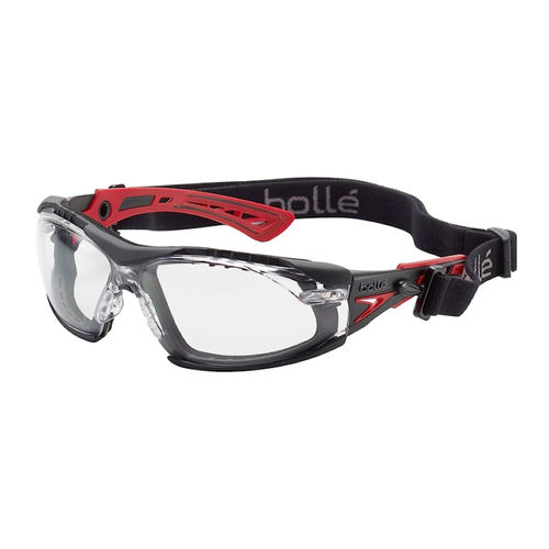BOLLE RUSH+ PLATINUM SPECTACLES PLUS STRAP