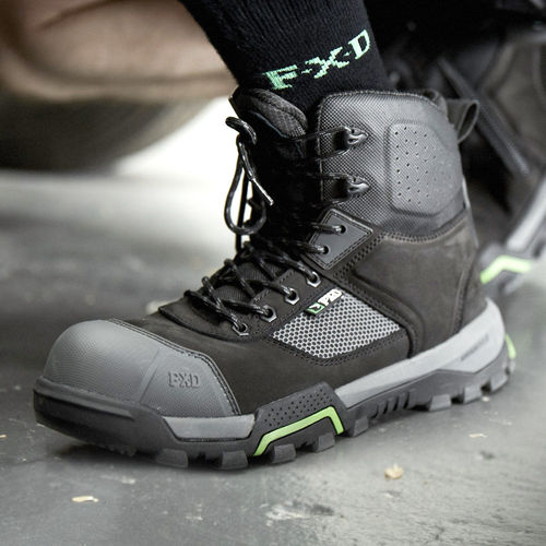 FXD WB-1 SAFETY BOOT
