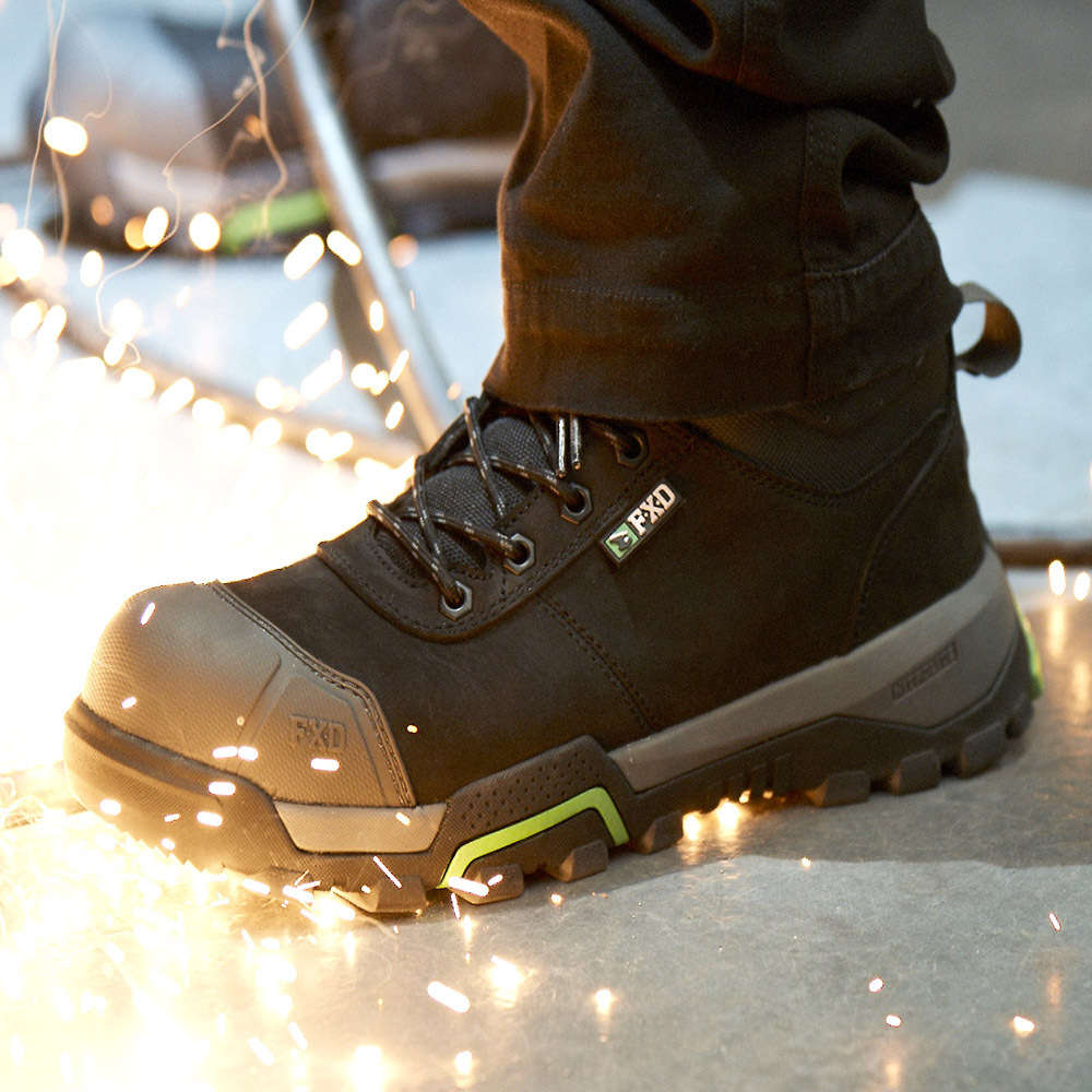 FXD WB-2 SAFETY BOOT - Ausworkwear \u0026 Safety