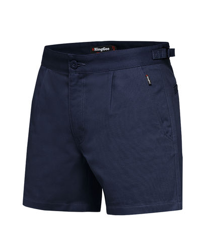 KINGGEE DRILL UTILITY SHORTS