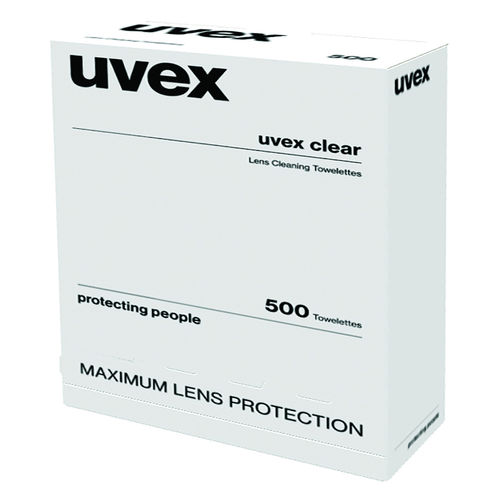 UVEX LENS CLEANER WALL DISPENSER