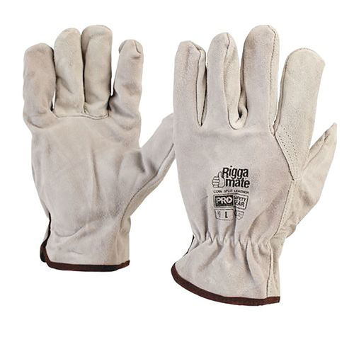PARAMOUNT COWSPLIT RIGGERS GLOVES