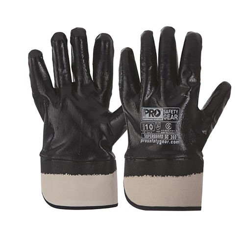 PARAMOUNT SUPER-GUARD FULLY DIPPED GLOVE - SIZE 10