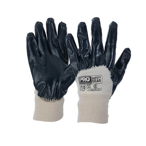 PARAMOUNT SUPER-GUARD 3/4 DIPPED GLOVE - SIZE 10
