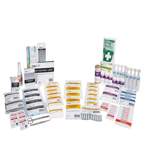 FAST AID WORKPLACE RESPONSE KIT REFILL