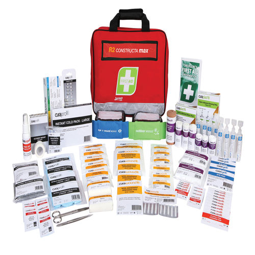 FAST AID CONSTRUCTA MAX KIT - SOFT PACK