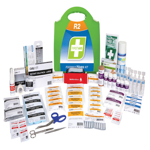 FAST AID FOODMAX BLUES KIT