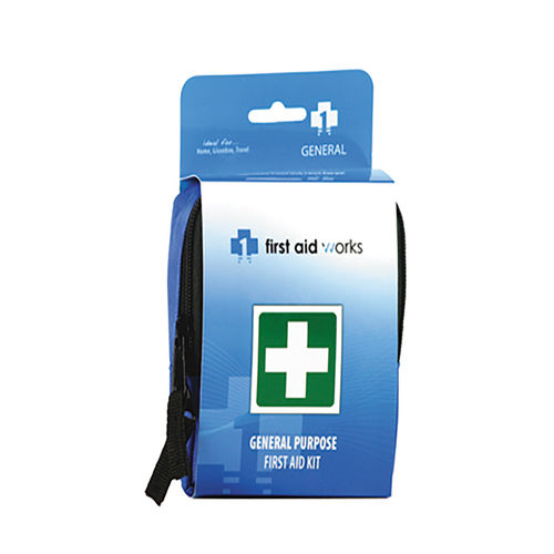 VISION SAFE GENERAL PURPOSE FIRST AID KIT