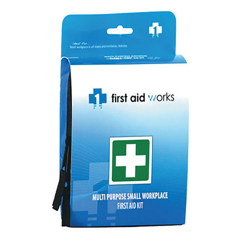 VISION SAFE MULTI PURPOSE FIRST AID KIT