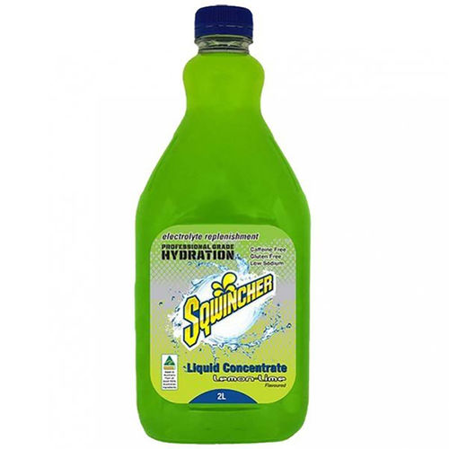 SQWINCHER ELECTROLYTE DRINK - LEMON LIME 2L