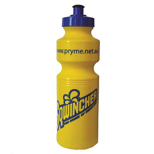 SQWINCHER 750ML DRINK BOTTLE - YELLOW