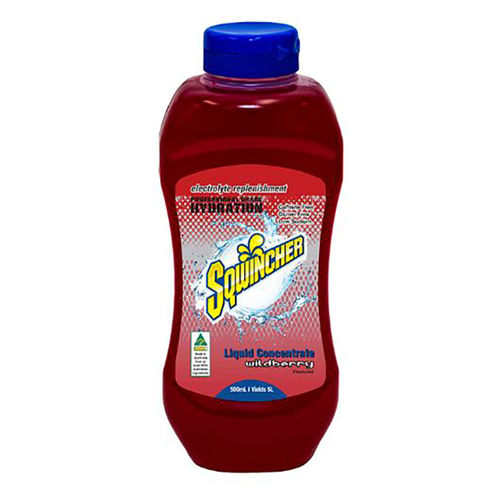SQWINCHER LIQUID CONCENTRATE - WILD BERRY 500ML