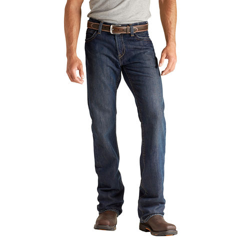 ARIAT FIRE RATED M4 LOW RISE BASIC BOOT CUT JEAN