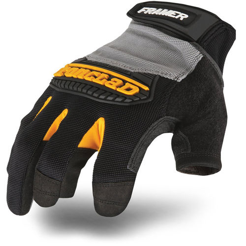IRONCLAD FRAMER FINGERLESS DEXTERITY GLOVE