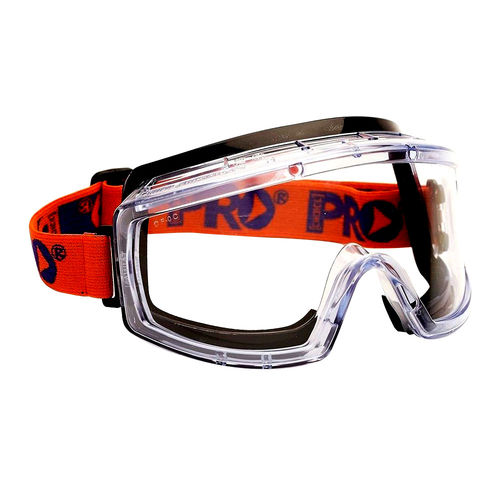 PARAMOUNT 3700 SERIES CLEAR SAFETY GOGGLES