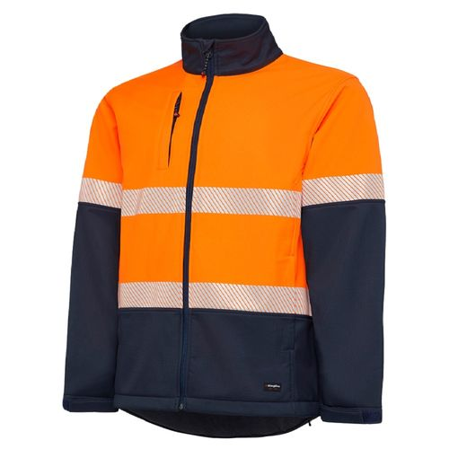 KINGGEE HIVIS SOFTSHELL JACKET