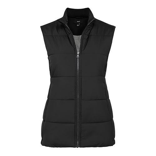 NNT LADIES PUFFER VEST