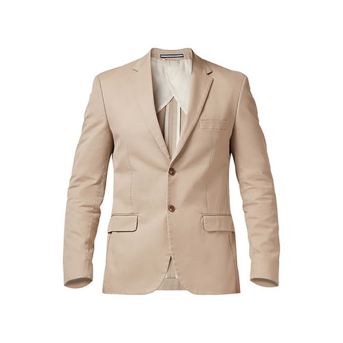 NNT MENS CHINO HALF LINED STRETCH BLAZER