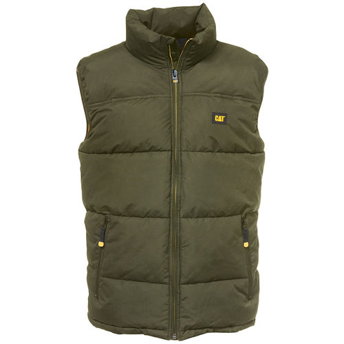 CAT QUILTED ARTIC ZONE INSULATD VEST,